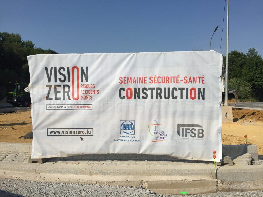 Semaine sécurité-santé – Construction du 19 au 22 juin 2017