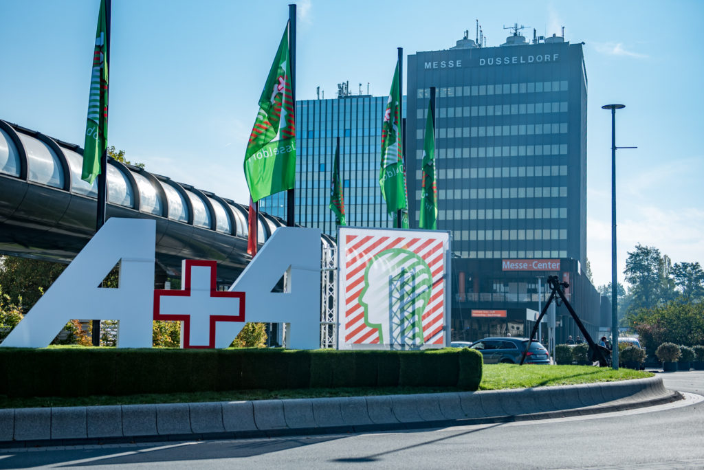 A+A Düsseldorf