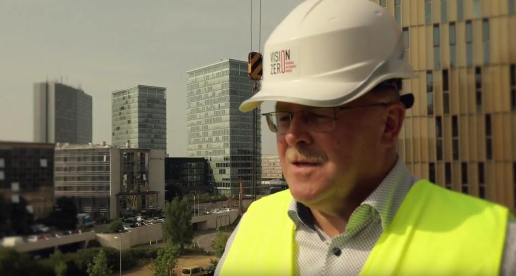 ROMAIN SCHNEIDER – Semaine sécurité-santé – secteur construction
