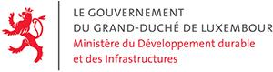Logo Ministère du Développement durable et des Infrastructures